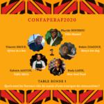CONFAPERAF2020 : une première édition réussie ! Compte-rendu 1/4