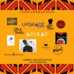 CONFAPERAF2020 : Apéro dégustation & networking. CR 4/4