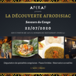 La Découverte Afrodisiac des saveurs du Congo 🇨🇩🇨🇬