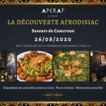 La Découverte Afrodisiac des saveurs du Cameroun 🇨🇲
